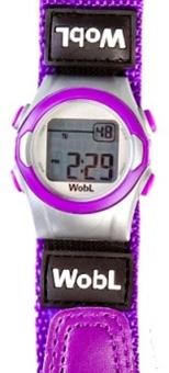 Bild von Armbandsklocka WobL Watch Lila