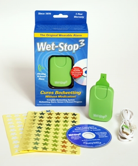 Picture of Bärbart alarm Wet-Stop3 Grön