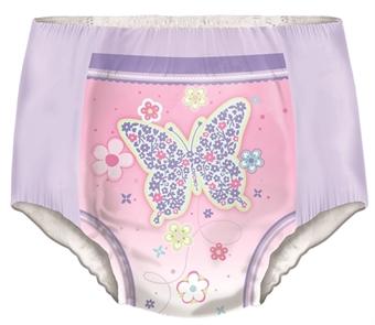 Picture of Absorbing pyjama pants girl 8-15 years